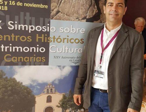 Marcos Ros explica en Tenerife la regeneración del conjunto histórico de Cartagena
